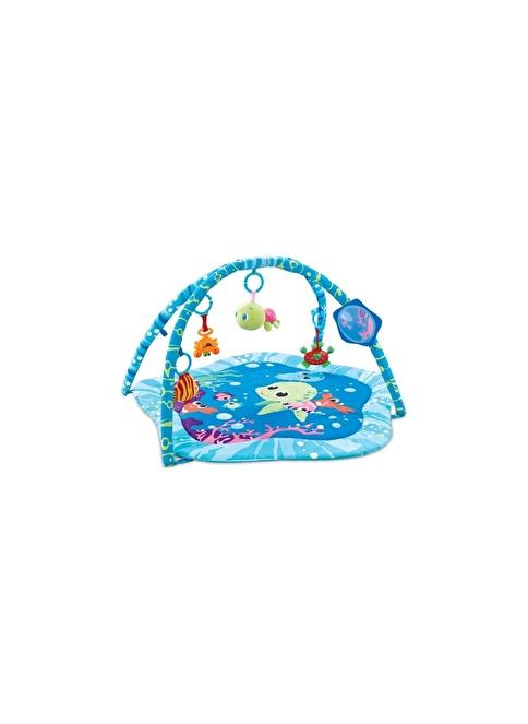 Lullaby Lullaby JJ8831 Oyun Halısı Renkli